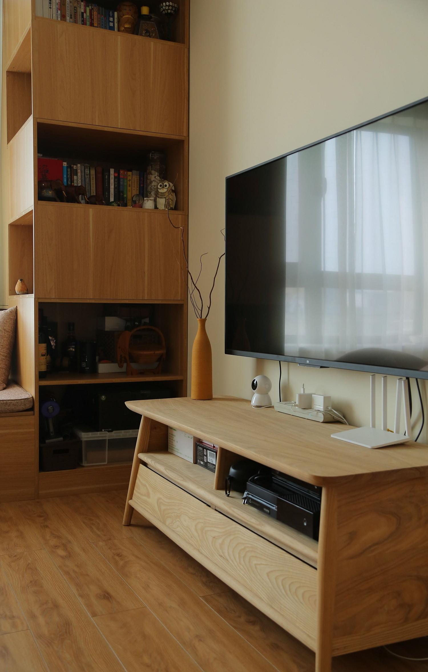 简约两居之家电视柜图片