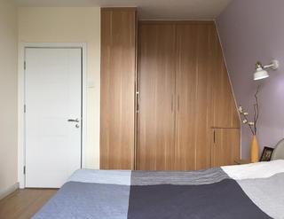 简约两居之家衣柜图片