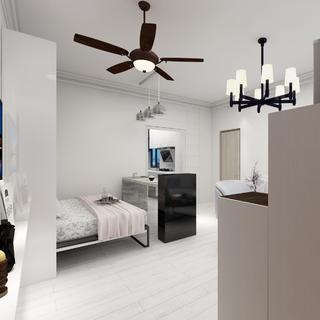 一居室小户型装修设计效果图