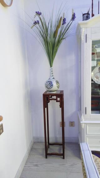简约三居室装修客厅摆件