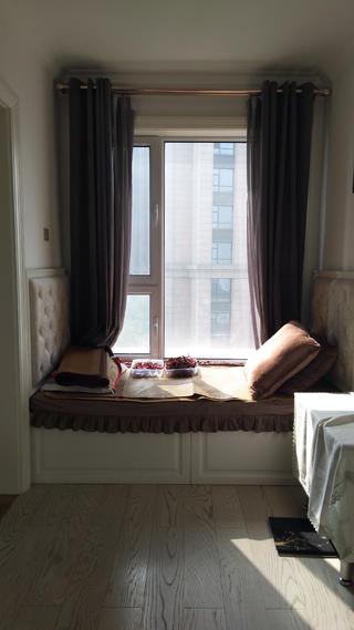 简约三居室装修榻榻米图片