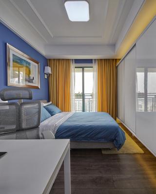 欧式四居室装修次卧设计图