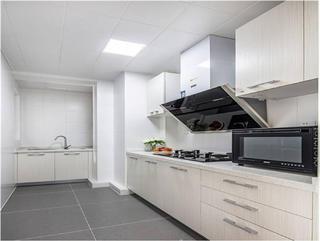 70㎡北欧风格家厨房设计图