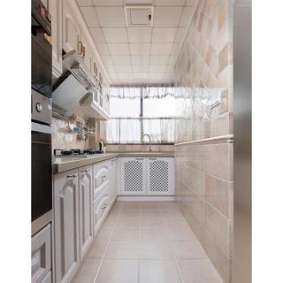 89平簡美之家廚房設計圖