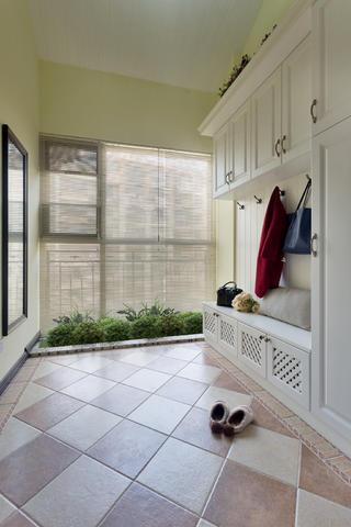休闲美式装修门厅布置图
