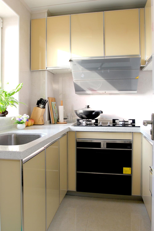 60平小户型装修厨房实景图