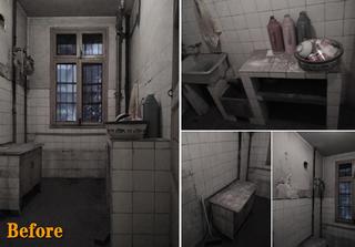 110㎡老房改造设计厨房改造前
