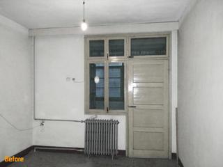 110㎡老房改造设计主卧改造前旧貌