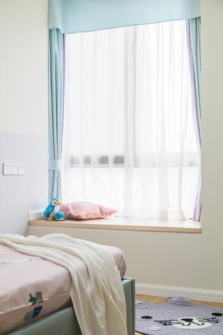 北欧三居室装修飘窗设计
