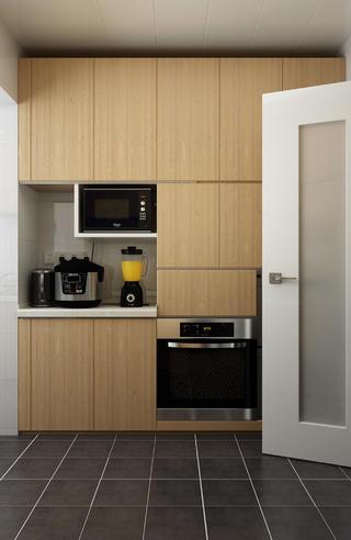 簡約二居之家櫥柜圖片