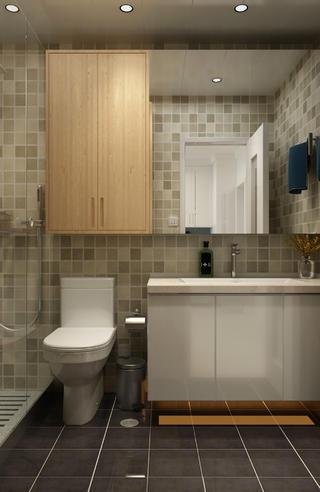 简约二居之家洗手台图片