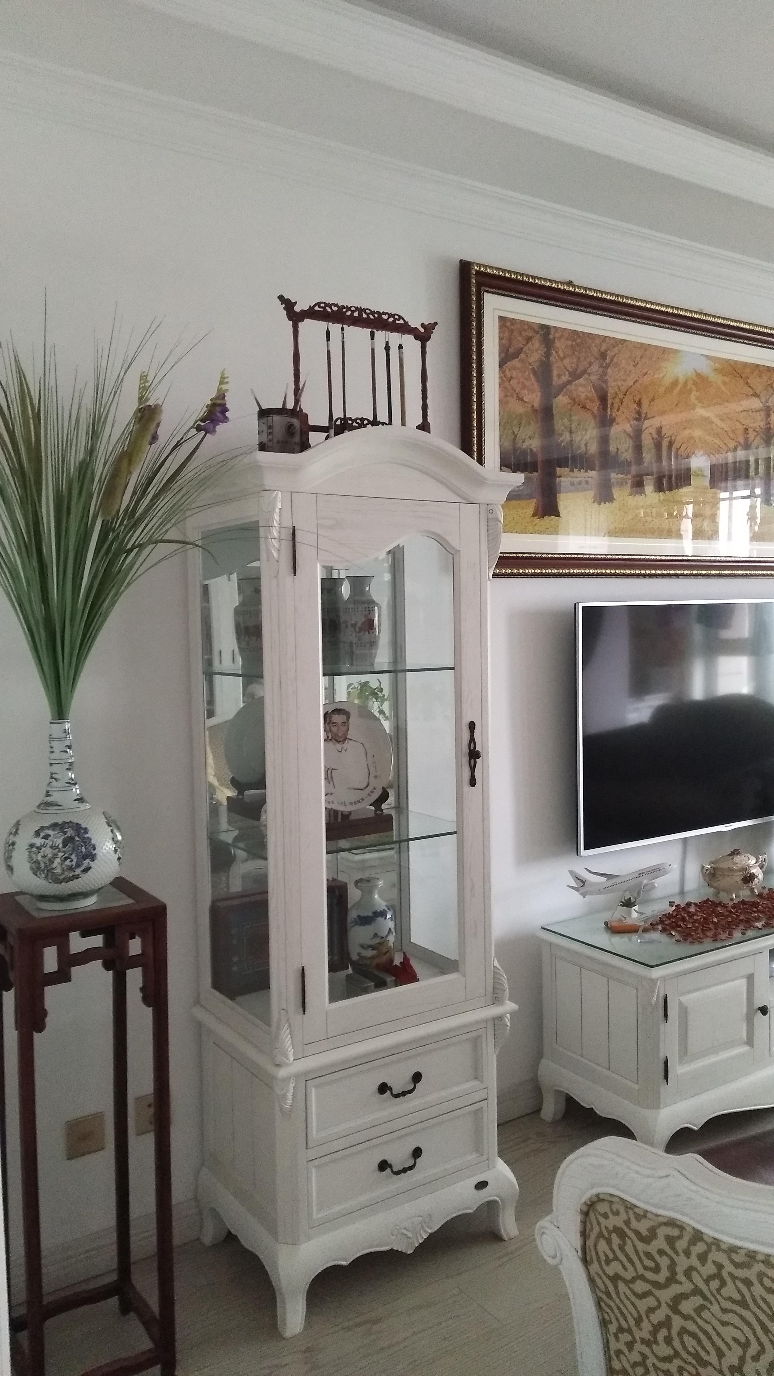 简约三居室装修置物柜图片