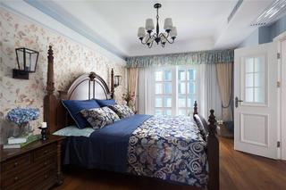 美式別墅裝修臥室效果圖