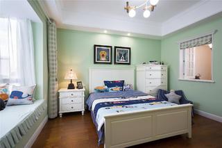美式别墅装修儿童房效果图