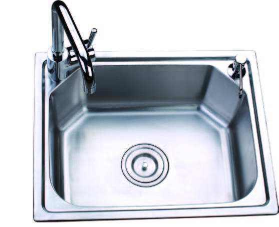 大单网:厨房水槽单槽多大够用