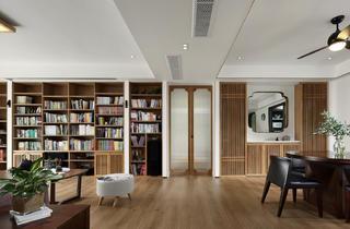 170平中式装修客餐厅欣赏图