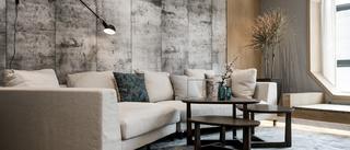 简约中式三居设计沙发背景墙图片