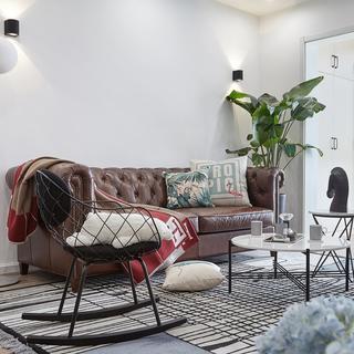 一居室北欧空间 舒适有情调