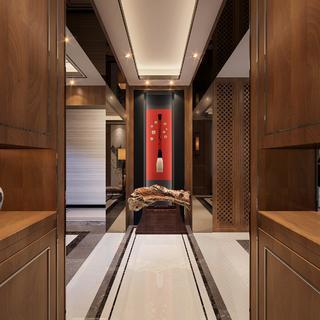 大户型中式装修设计 干净舒适