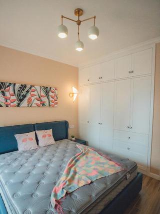 80㎡二居室装修衣柜图片