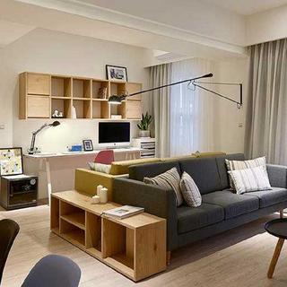 三居室北欧风设计 简洁流畅