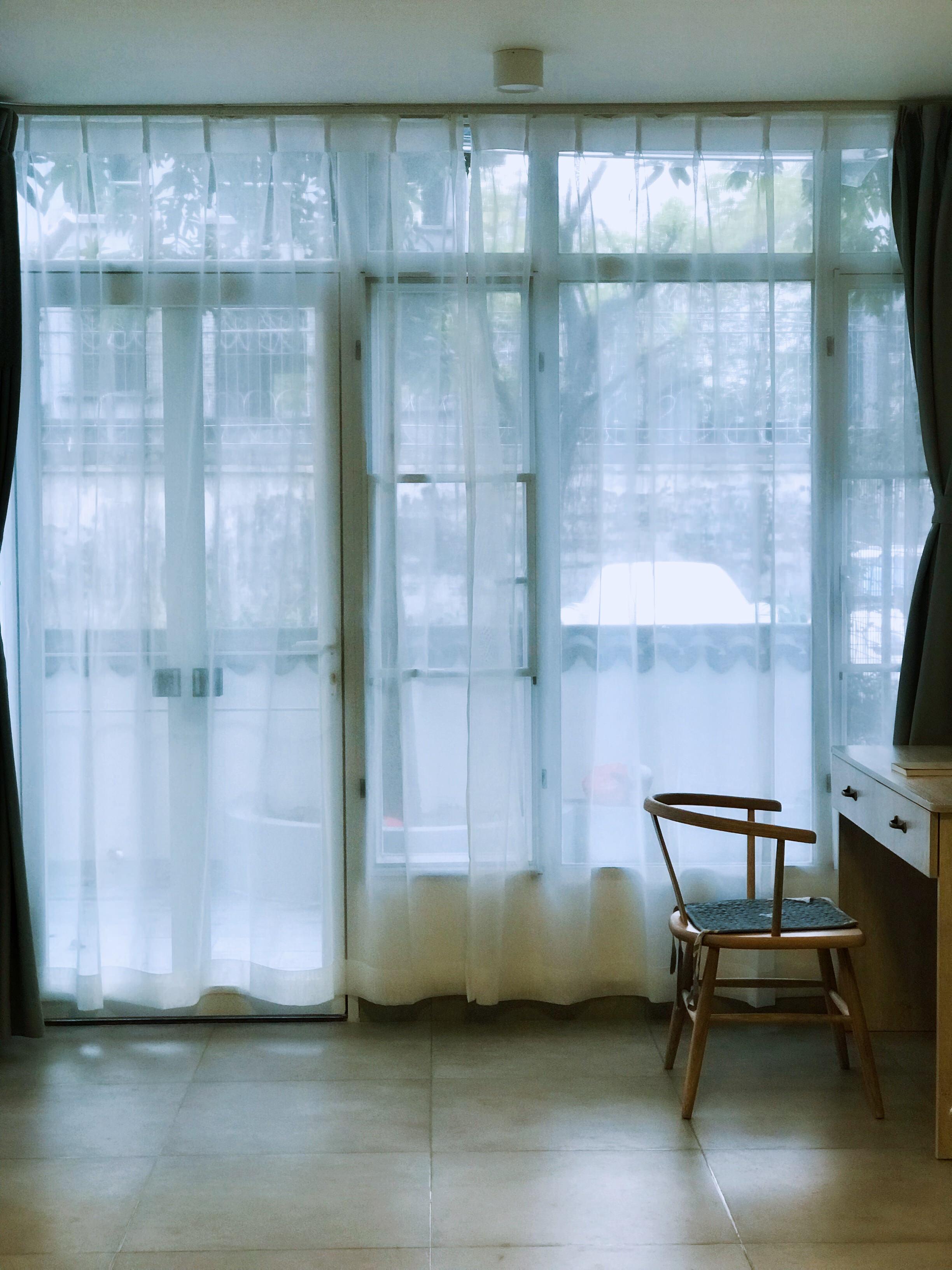 50平小户型之家客厅进门处