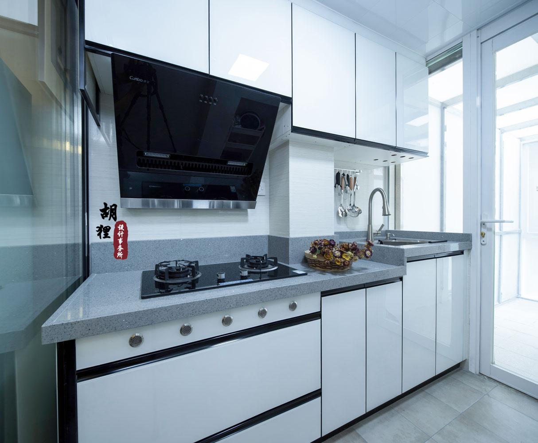 50平小户型之家厨房欣赏图