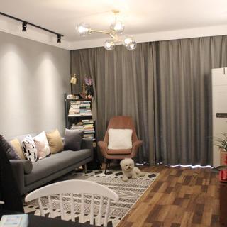 小户型二居室装修实景图