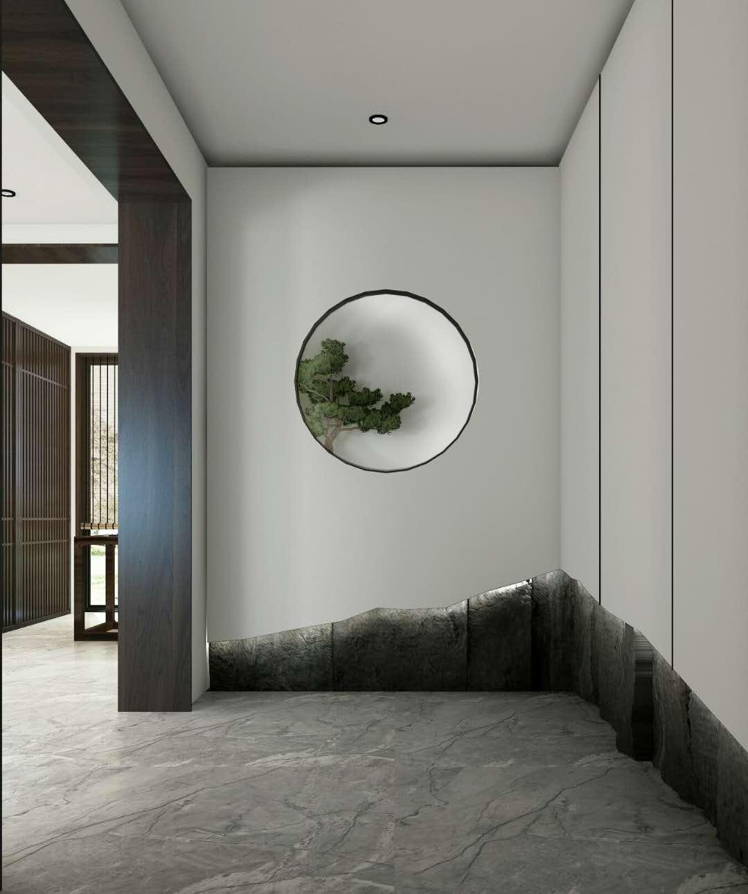 中式别墅装修效果设计