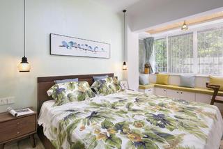 四居室北欧风格家卧室效果图