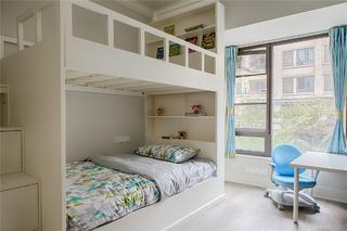 北欧风格家儿童房设计图