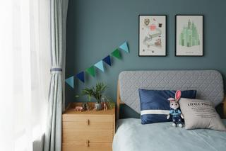 四居室北欧风情家男孩房设计图