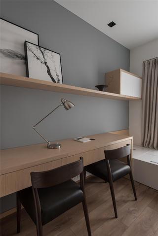 140㎡简约风之家书桌图片