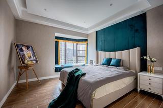 四居室新古典设计卧室效果图