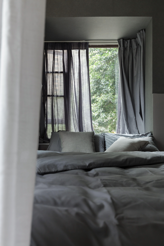 118㎡二居室装修飘窗设计