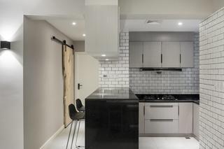 118㎡二居室装修厨房效果图