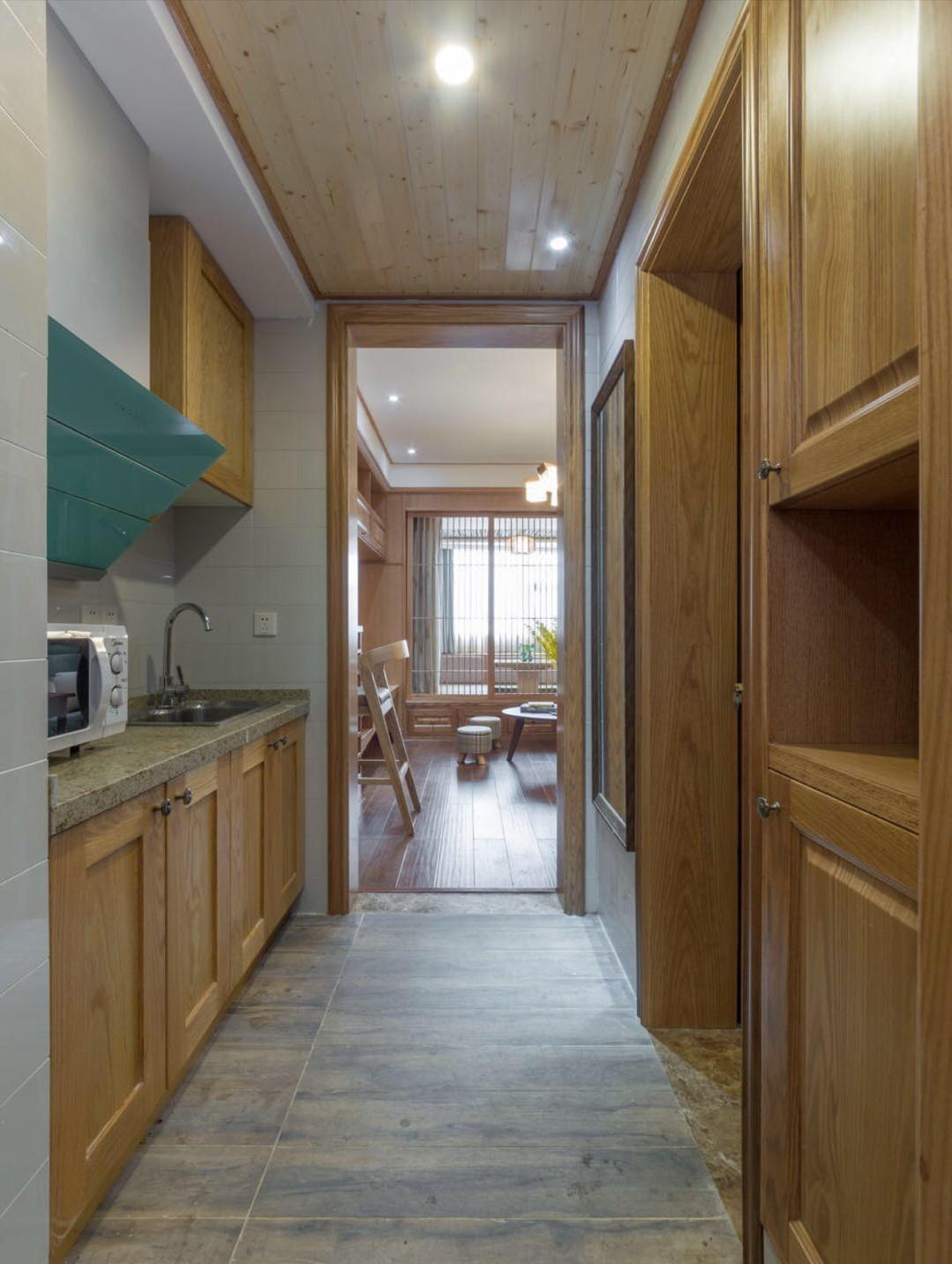 40平小户型厨房欣赏图