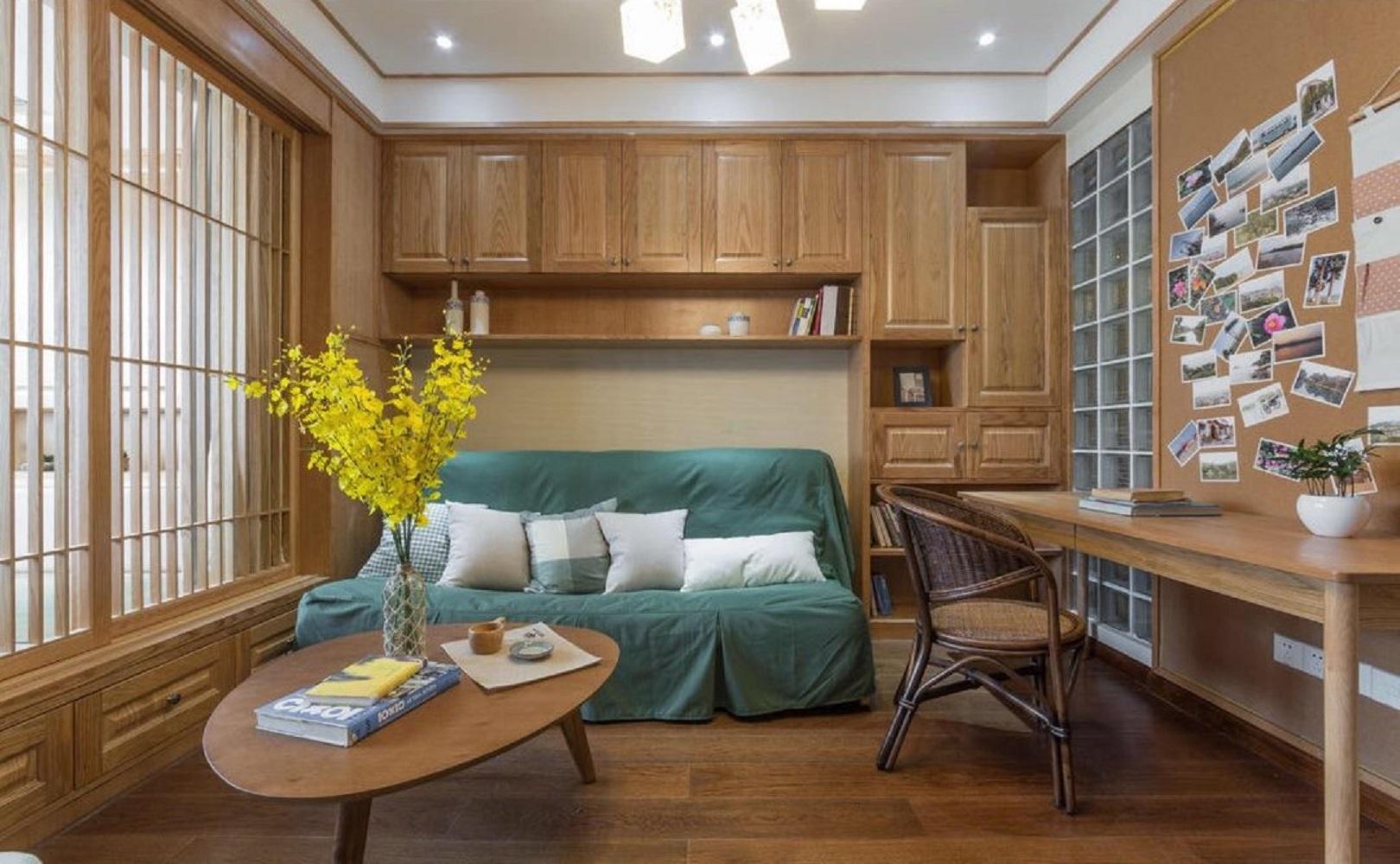 40平小户型设计沙发图片