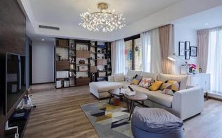 120㎡混搭之家沙发图片