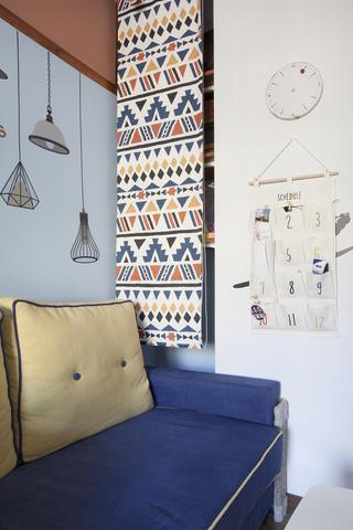 50平混搭空间墙壁装饰挂件