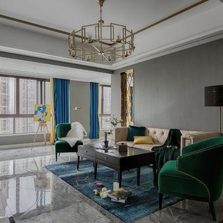 四居室新古典设计 高雅唯美