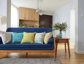 80平北欧风设计沙发图片