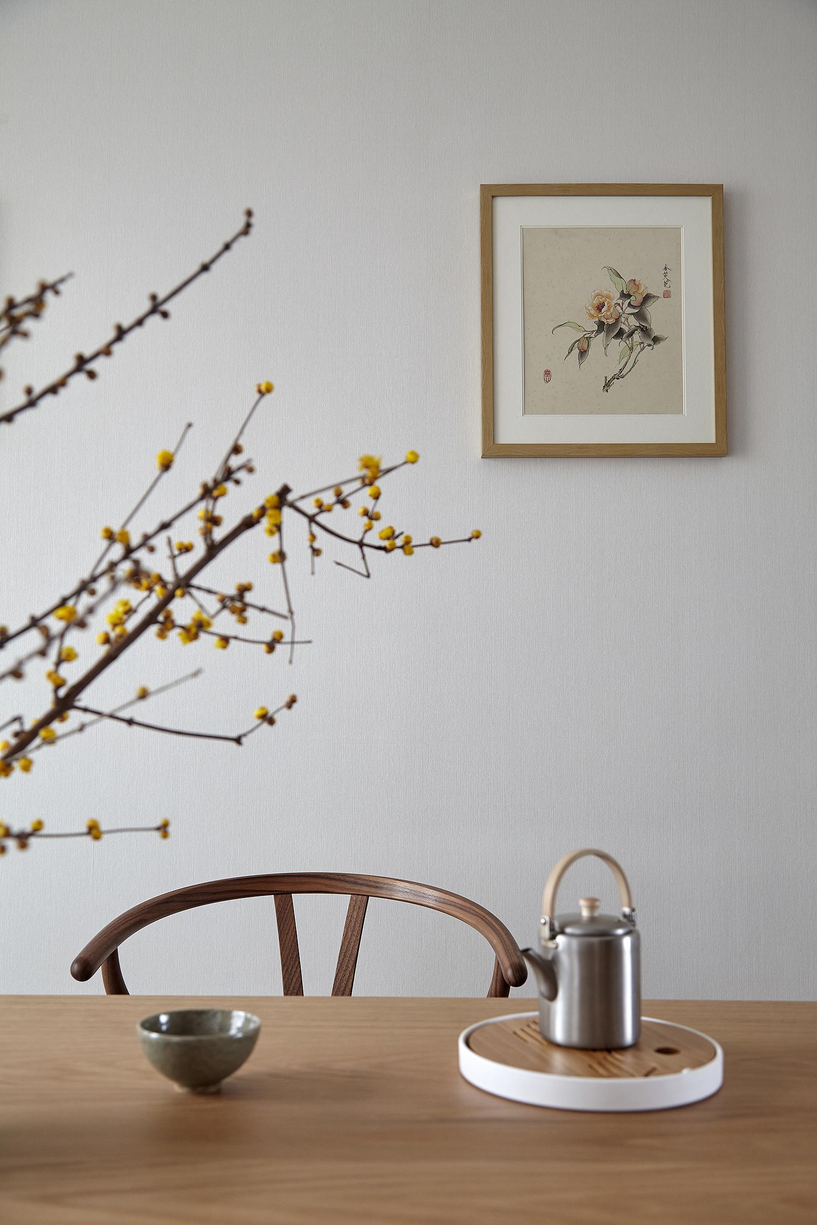 170平素朴简约风装修餐具装饰图片