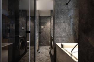 酒店式公寓装修卫生间装潢图