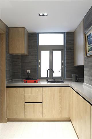 酒店式公寓装修厨房设计图