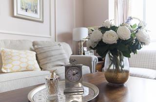 二居室美式风格家茶几装饰摆件