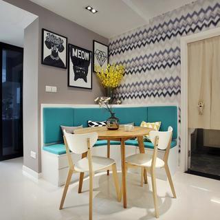 简约二居室装修设计 整洁清爽