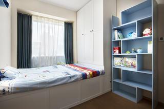 90㎡三居室装修衣柜设计