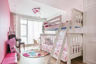 大户型美式之家儿童房设计图