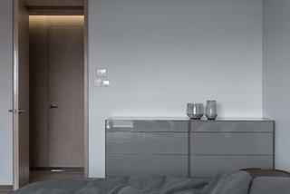 180㎡现代风格装修床头柜图片